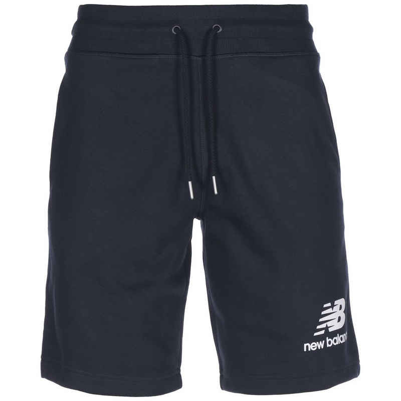 New Balance Shorts »Essentials Stacked Logo«