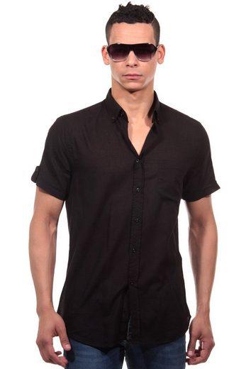 Oboy Streetwear Kurzarmhemd