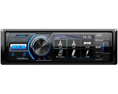 JVC Audio-System (JVC KD-X561DBT, DAB, TFT-Display, MP3, USB, Android Autoradio)