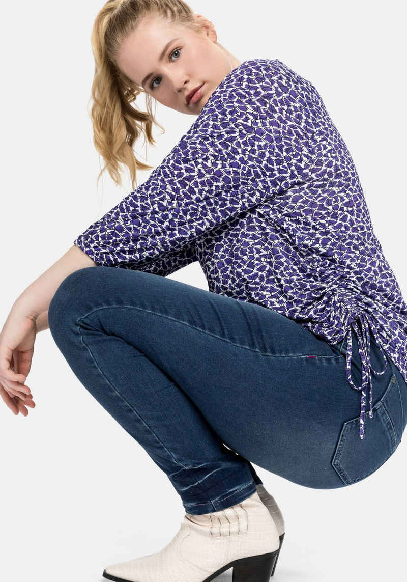 Sheego Stretch-Jeans in ultraflexibler Qualität
