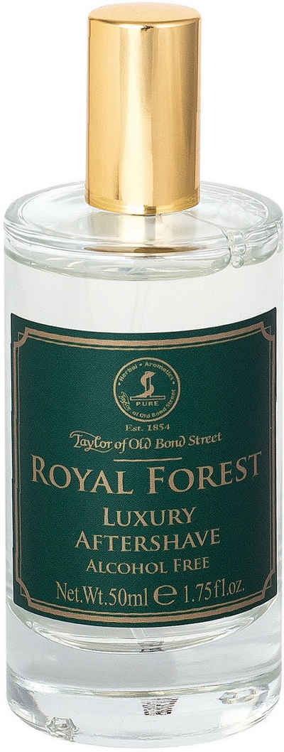 Taylor of Old Bond Street After-Shave »Luxury Aftershave Royal Forest«