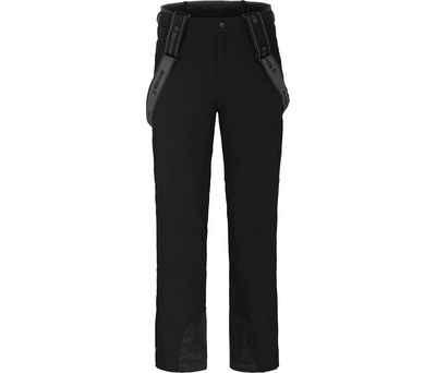 Bergson Skihose »FLEX« Herren Skihose, wattiert, bielastisch, 20000 mm Wassersäule, Langgrößen, schwarz