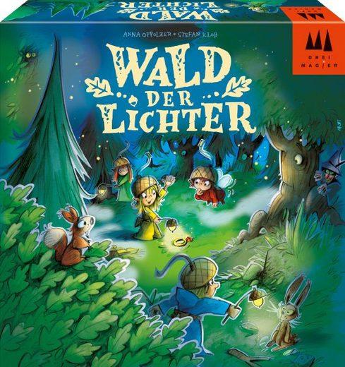 Drei Magier Spiele Spiel, »Wald der Lichter«, Made in Germany