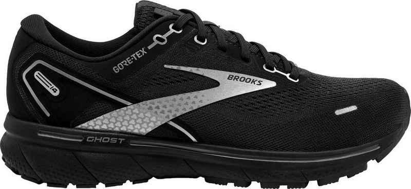 Brooks »Ghost 14 GTX BLACK/BLACKENED PEARL« Laufschuh