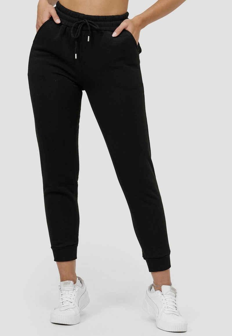 Holala Jogginghose »3777« (1-tlg) Damen Basic Jogginghose Stretch Sweat Pants Soft Trainingshose Gefüttert