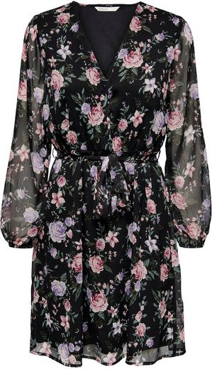 Only Chiffonkleid »ONLCERA 3/4 SHORT DRESS«
