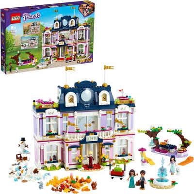 LEGO® Konstruktionsspielsteine »Heartlake City Hotel (41684), LEGO® Friends«, (1308 St)