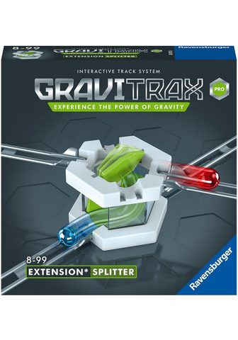 Ravensburger Kugelbahn-Bausatz »GraviTrax® PRO Spli...