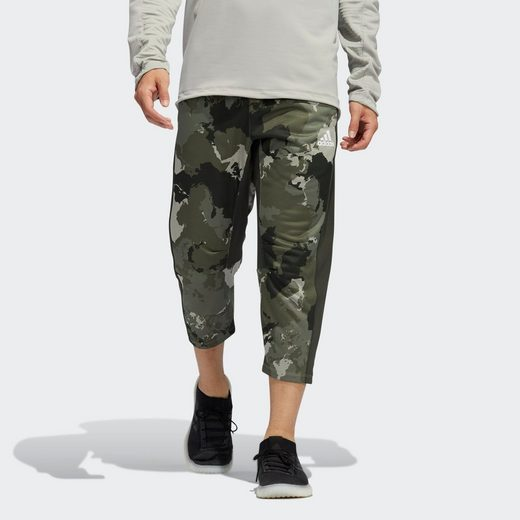adidas Performance Sweathose »Continent Camo City Cropped Hose«