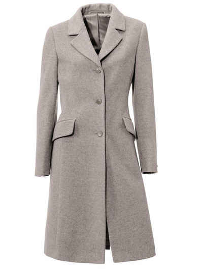 Bekleidung NAKETANO Mantel mit Teddyfutter in Grün online zu