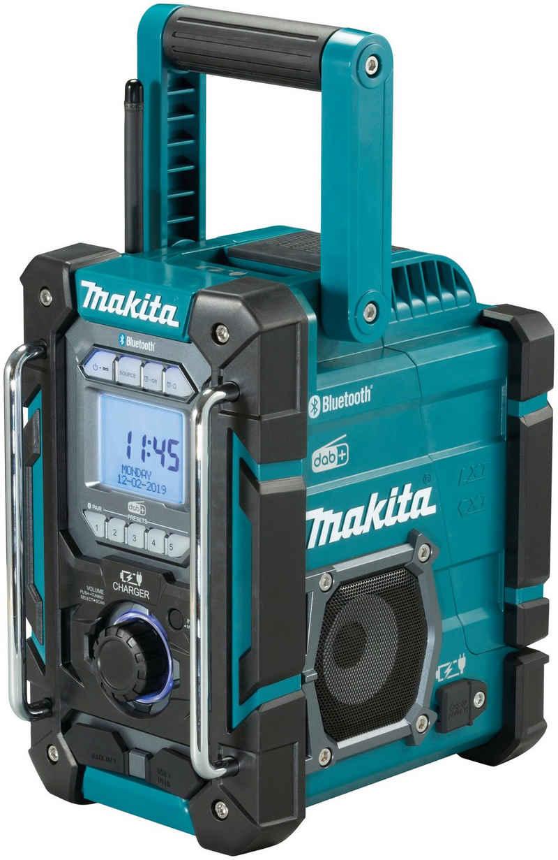 Makita »DMR301« Baustellenradio (Digitalradio (DAB), AM-Tuner, FM-Tuner, ohne Akku und Ladegerät, empfängt DAB, DAB+, FM und AM)