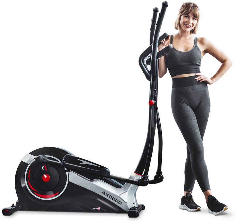 Christopeit Sport® Crosstrainer-Ergometer »AX 8000«