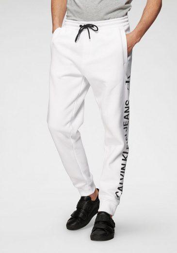 Calvin Klein Jeans Sweathose »CK VERTICAL LOGO HWK PANT«