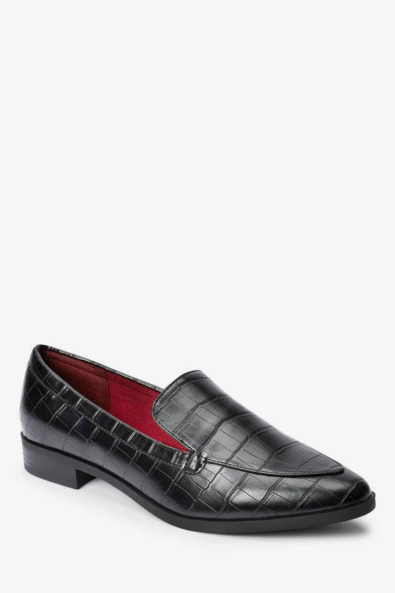 Next »Loafer mit mandelförmiger Zehenpartie - Regular« Loafer (1-tlg)