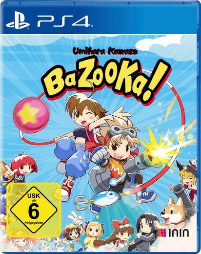 Umihara Kawase: BaZooKa! PlayStation 4