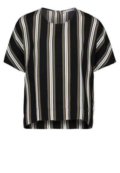 Betty&Co Blusenshirt »mit Streifen« Form