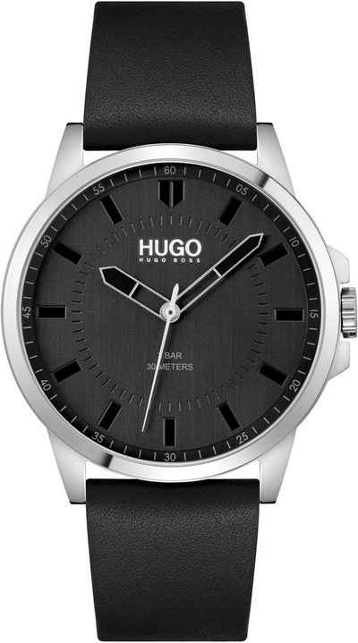 HUGO Quarzuhr »#FIRST, 1530188«
