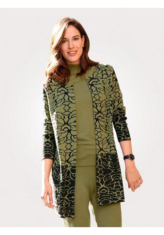 Mona Megztinis iš kokybiškas Jacquard