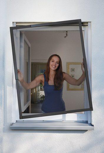 SCHELLENBERG Insektenschutz-Fenster »TELESCOPE«, BxH: 100x120 cm
