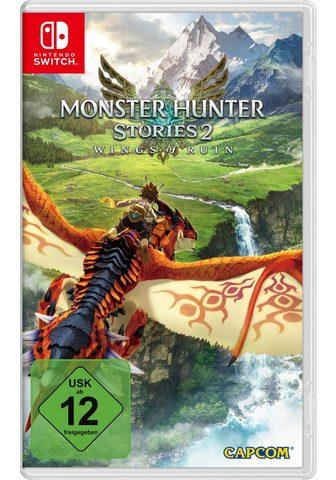 Nintendo Switch Monster Hunter Stories 2: Wings of Rui...