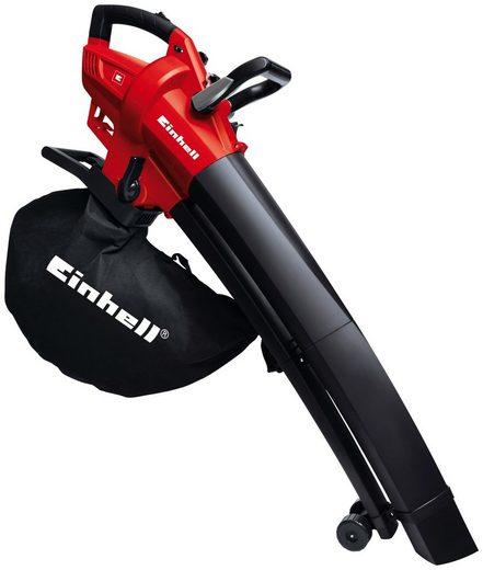 EINHELL Elektro-Laubsauger »GC-EL 2600 E«, 270 km/h Blasgeschwindigkeit