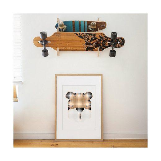 Dot On Malvorlage »dot on art - cute - tigger, 30 x 40 cm«