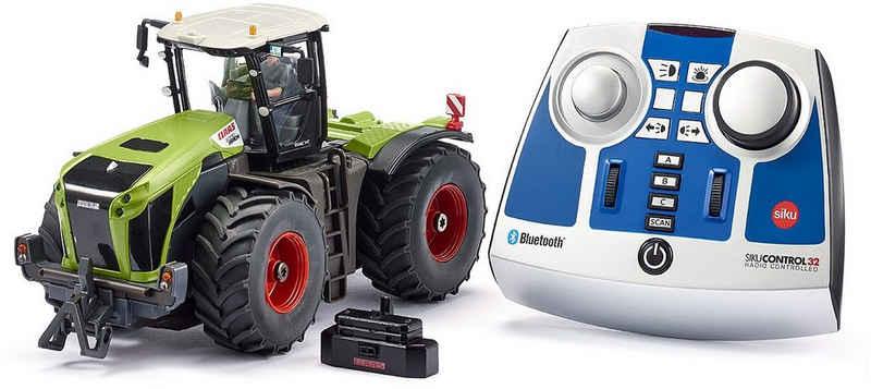 Siku RC-Traktor »SIKU Control, Claas Xerion 5000 TRAC VC«, inkl. Bluetooth App-Steuerung