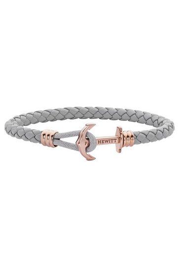 PAUL HEWITT Armband »Anker, PHREP Lite IP, PH-PHL-L-R-Gr-S, PH-PHL-L-R-Gr-L«