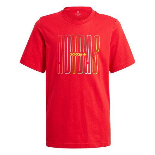 adidas Originals T-Shirt »Graphic Logo Print T-Shirt«