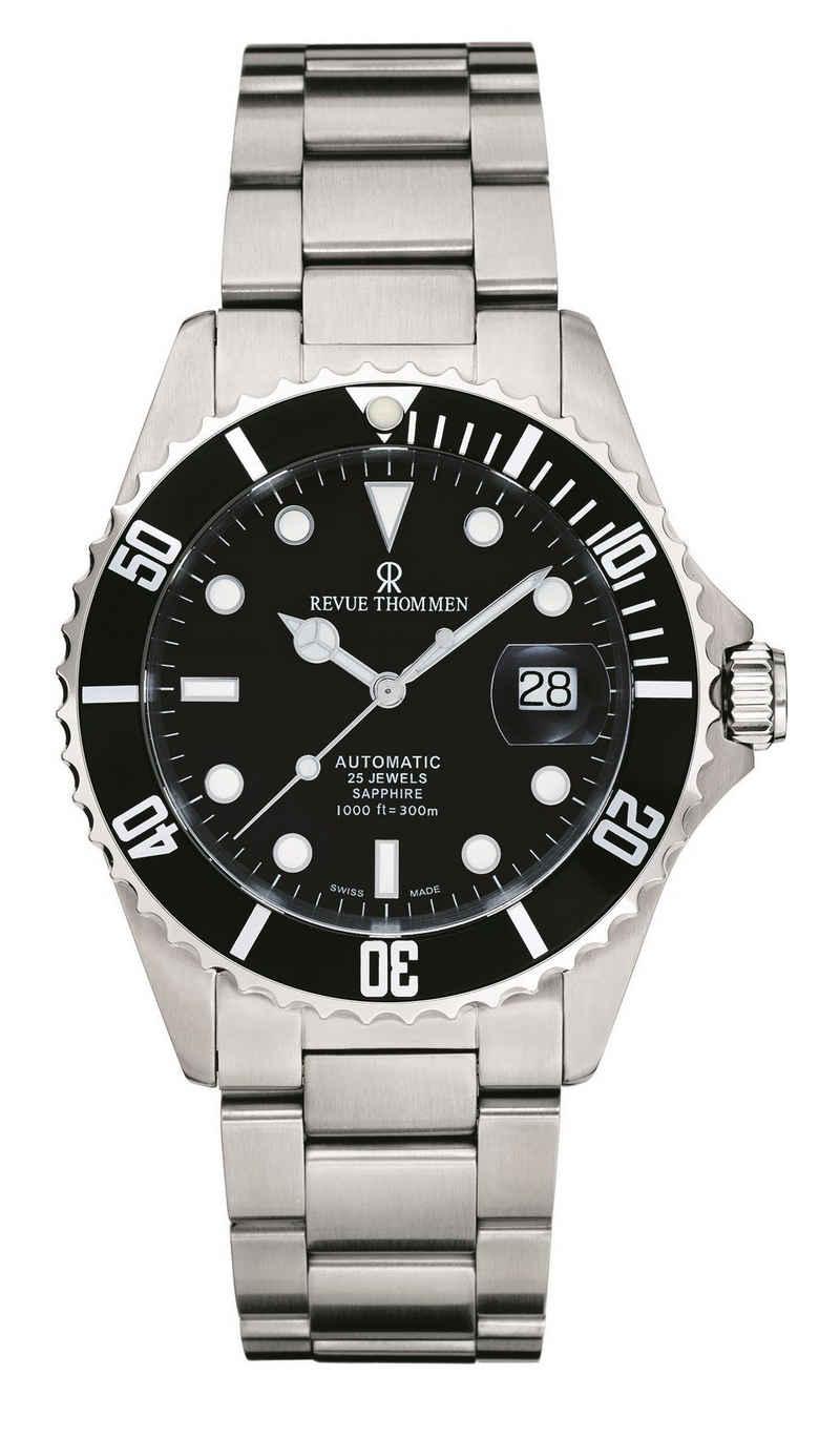 Revue Thommen Schweizer Uhr »Diver«