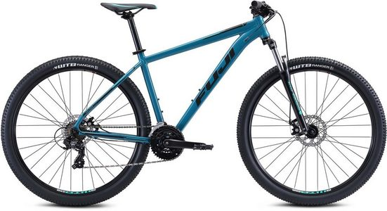 FUJI Bikes Mountainbike »Fuji Nevada 29 1.9 2021«, 21 Gang Shimano Tourney Schaltwerk, Kettenschaltung