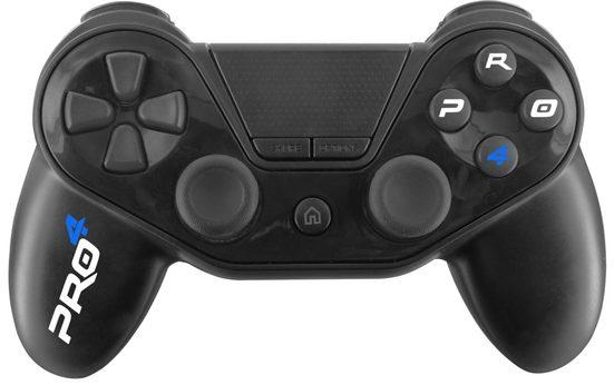 Subsonic »Pro 4 Schnurloser Kontroller für Playstation 4« PlayStation 4-Controller