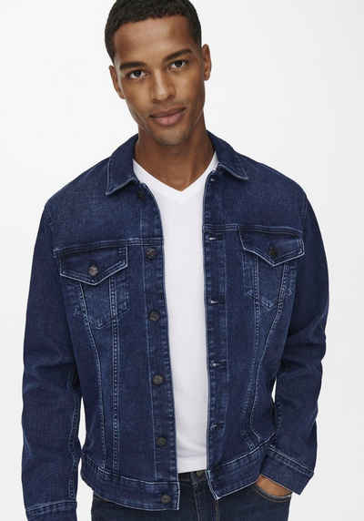 ONLY & SONS Jeansjacke »COME LIFE TRUCKER«