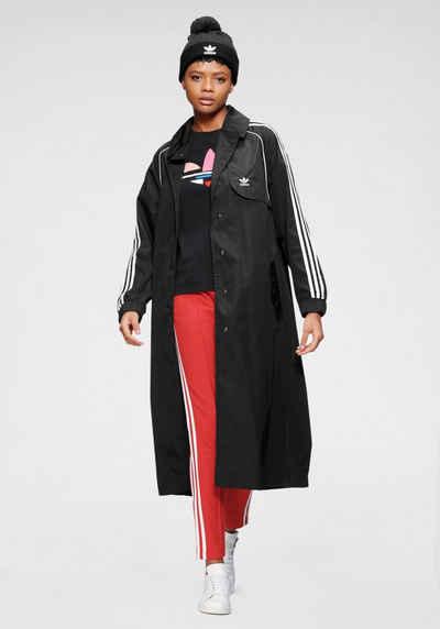 adidas Originals Langmantel »TRENCH COAT«