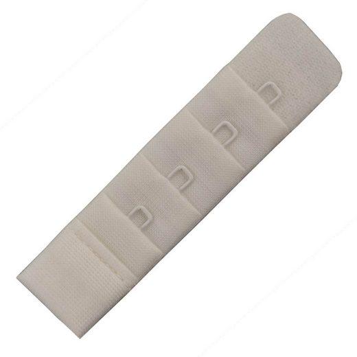 Miss Perfect BH-Verlängerung »W2G50500-38«, mit 1, 2, 3 oder 4 Haken und softer Plüschrückseite