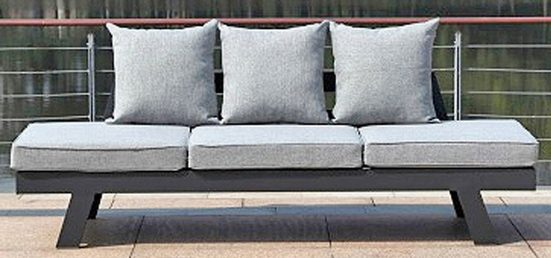 Garden Pleasure Loungesofa »DONNA«, 7 Teile
