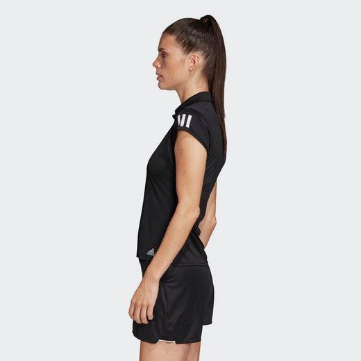 adidas Performance Poloshirt  Club 3-Streifen Poloshirt