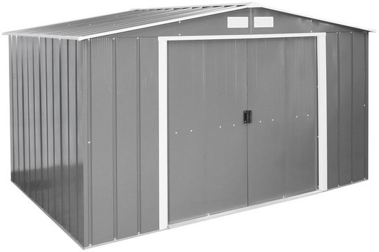 DURAMAX Gerätehaus »Eco 10x8«, BxT: 322x242 cm