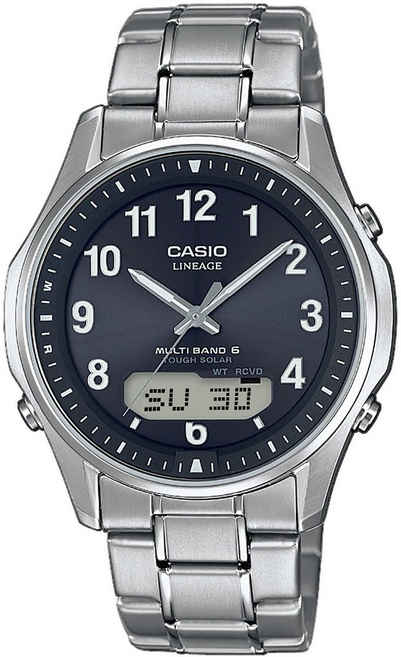 Casio Funk Funkchronograph »LCW-M100TSE-1A2ER«