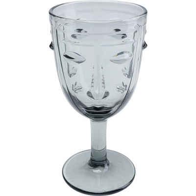 KARE Glas »Glas Rotwein Cara 16.5«, Glas