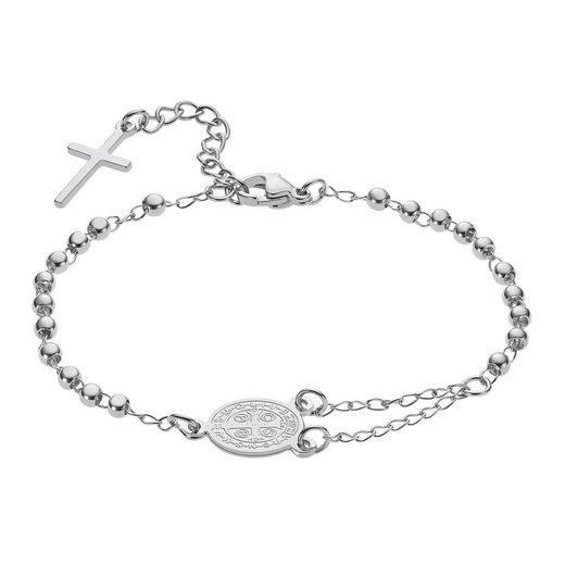 Heideman Armband »Rosarium poliert«, Armband mit Verlängerungskette