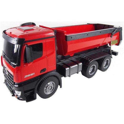 Amewi Spielzeug-Auto »Mercedes Benz Arocs Kipper, lizenziert«