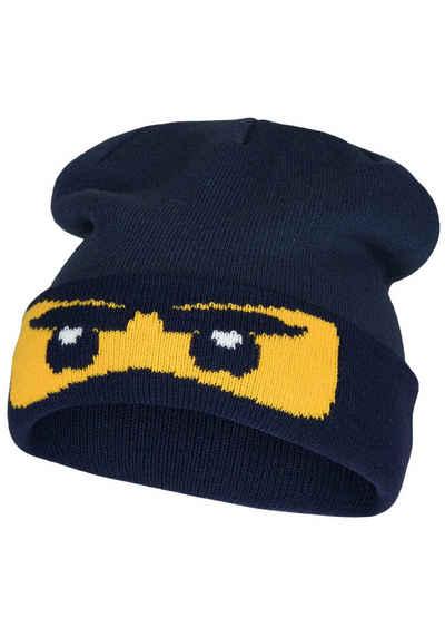 LEGO® Wear Strickmütze »mit breitem Umschlag«