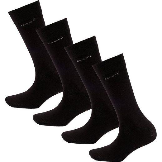 Camano Socken »Online Unisex ca-soft tex wool Socks 4p«