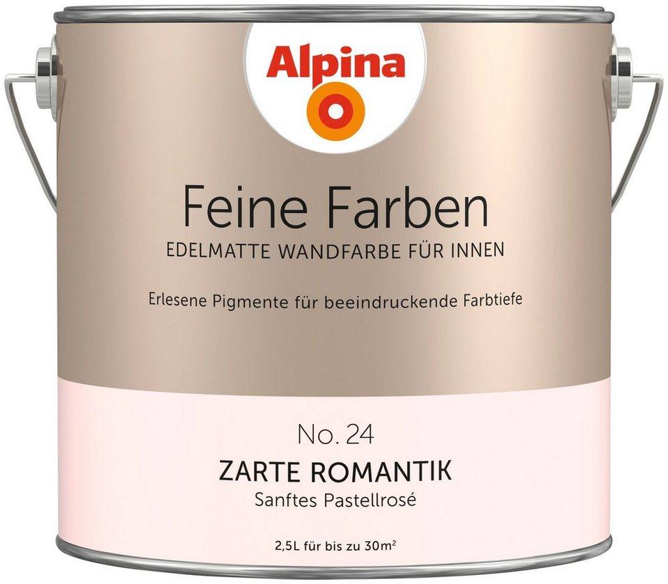 Alpina Farbe Alpina Feine Farben Zarte Romantik 2 5 L Online Kaufen Otto