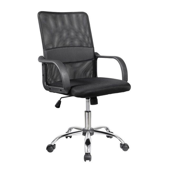 Bürostühle - HTI Line Chefsessel »Adrian« » grau  - Onlineshop OTTO
