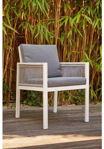 Siena Garden Sodo kėdė »Varina« (1 vienetai) Alumin...