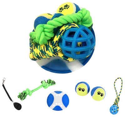 HEIM Tierball, Kunststoff, Baumwolle, Set (6-tlg)