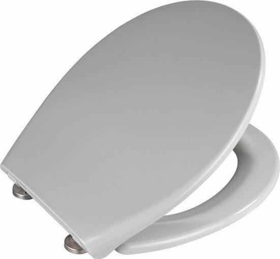 WENKO WC-Sitz »Samos Concrete«