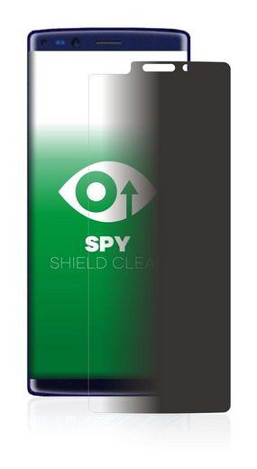 upscreen Schutzfolie »für Doogee Mix 2«, Folie Schutzfolie Sichtschutz klar anti-spy
